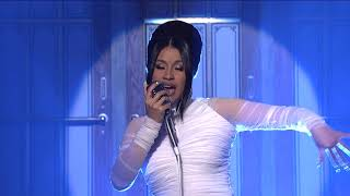 Cardi B - Be Careful [SNL Performance] thumbnail