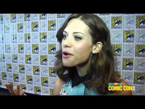 Lyndsy Fonseca Nikita Season 4 Interview!