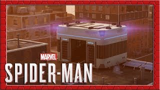 Harrys Forschungsstationen #9 - MARVEL'S SPIDER-MAN 🕷️🕸️ | Let's Play PS4 Pro Gameplay Deutsch