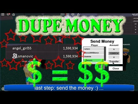 MONEY DUPLICATION lumber tycoon 2