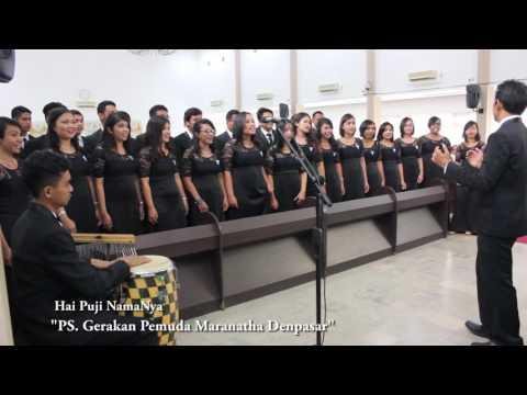 Hai PujinamaNya - @GPIB MARANATHA SURABAYA - GP MARDEN CHOIR