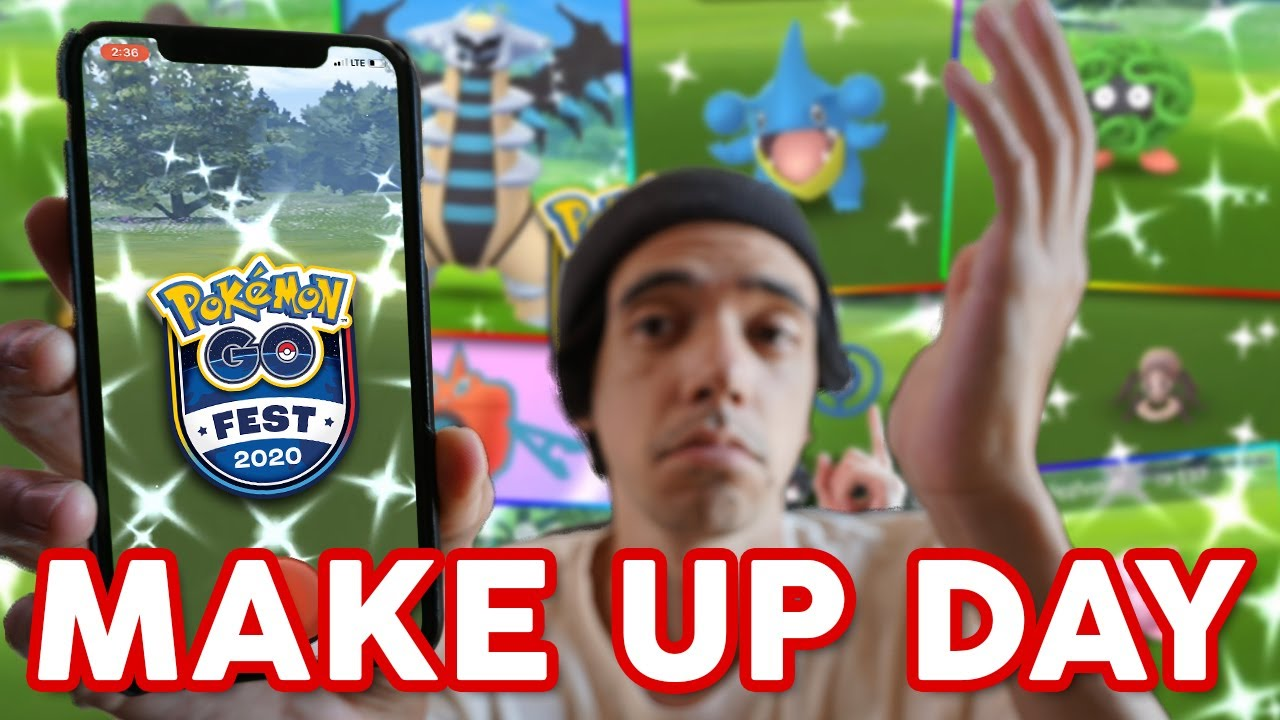 GO FEST MAKE UP DAY, AUGUST RESEARCH BREAKTHROUGH & EVENTS, + GETTING MY TRAILER BACK! (Pokémon GO)