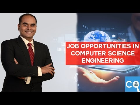 Job Opportunities in Computer Science Engineering/CSE after