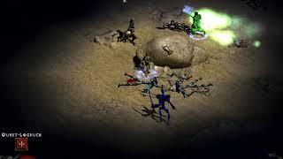 Let's Play Diablo II - Part 30 - die Vergessene Stadt