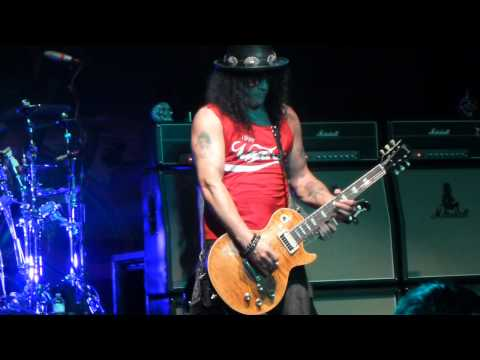 HD – Rocket Queen Guns N Roses Cover – Slash with Myles Kennedy – Toronto Sept 2012