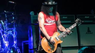 HD - Rocket Queen Guns N Roses Cover - Slash with Myles Kennedy - Toronto Sept 2012