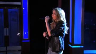 Celine Dion - Loved Me Back To Life (on Jimmy Kimmel Live)