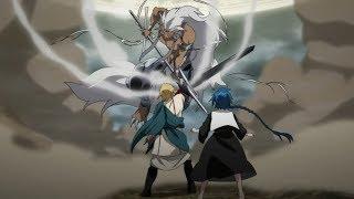 Magi - The Kingdom of Magic - Alibaba protects Aladdin