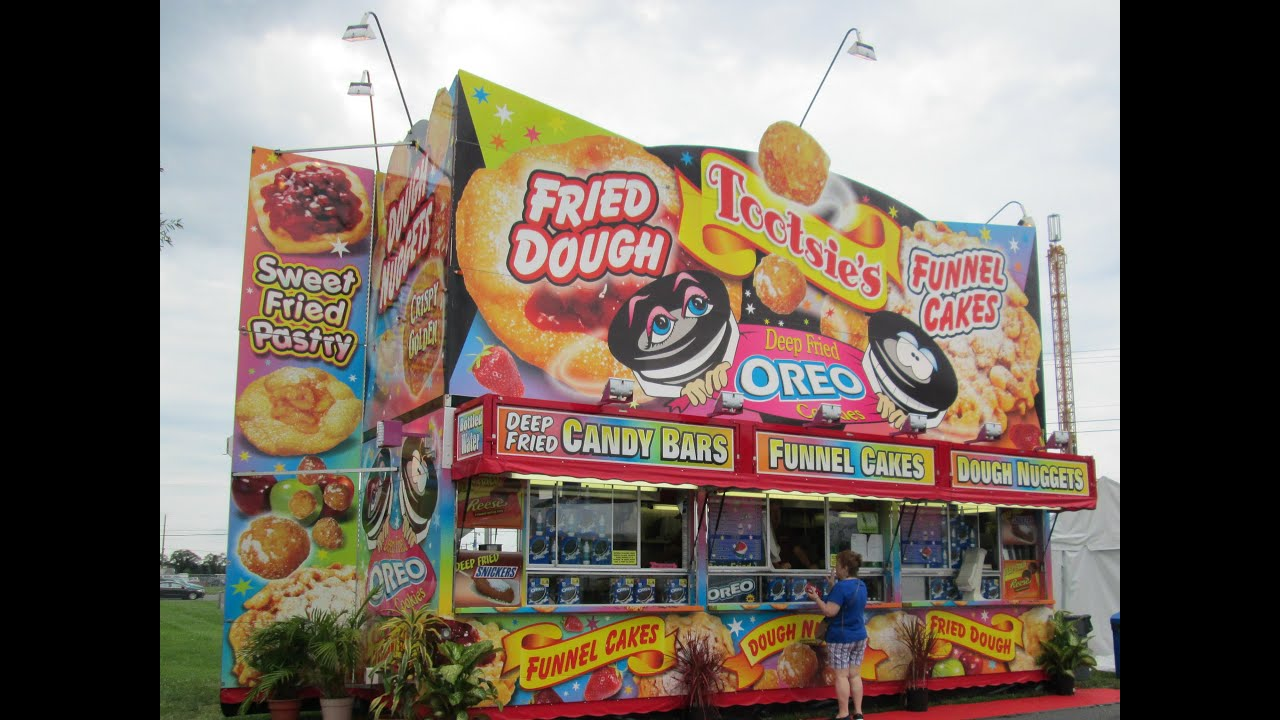 Fair Food Truck For Sale