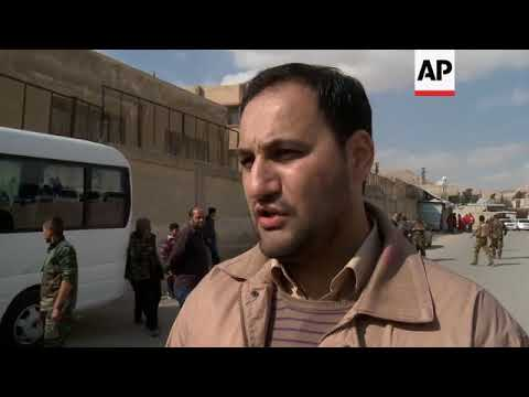 No Civilians Leave Eastern Ghouta, Amid Lack Of Trust Over 'pause'