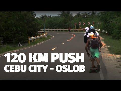 "GN: 120 KM PUSH ""Cebu City to Oslob"""