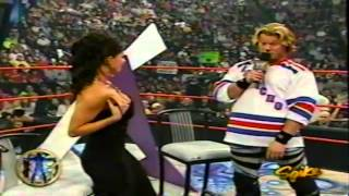 Chris Jericho's Highlight Reel 2/14/05 - Candace Michelle