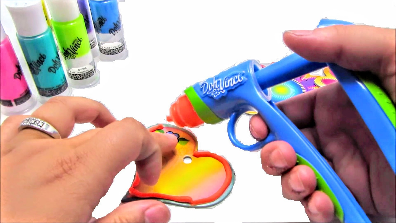 Dohvinci playdoh hasbro styler making hearts and flowers for Pop deco