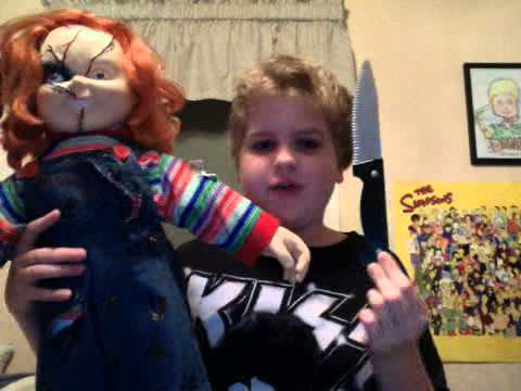 Shoutout To Pride Of Chucky And Spencer S Doll Review