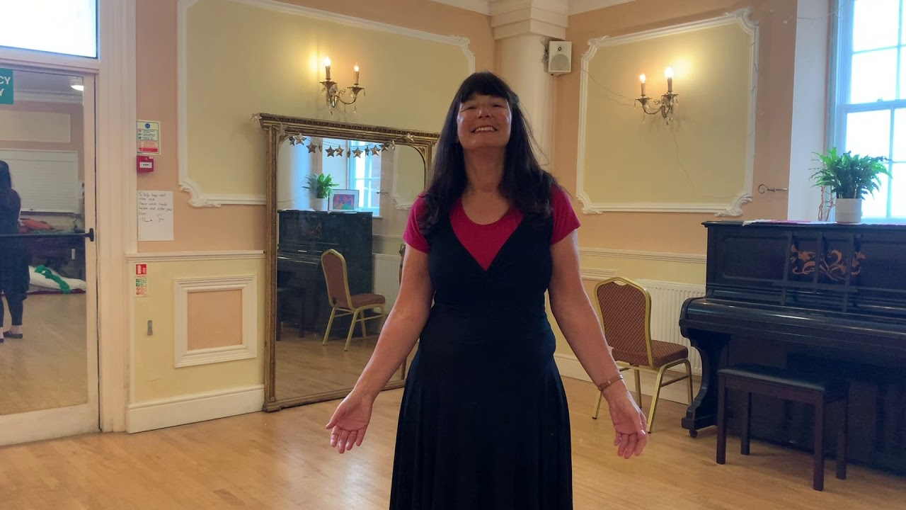 A Gentle Dance Session for Older Dancers with Sue Way