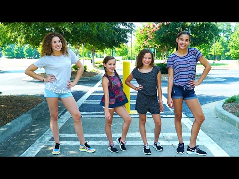 Haschak Sisters - Girls Rule The World (Dance Tutorial)