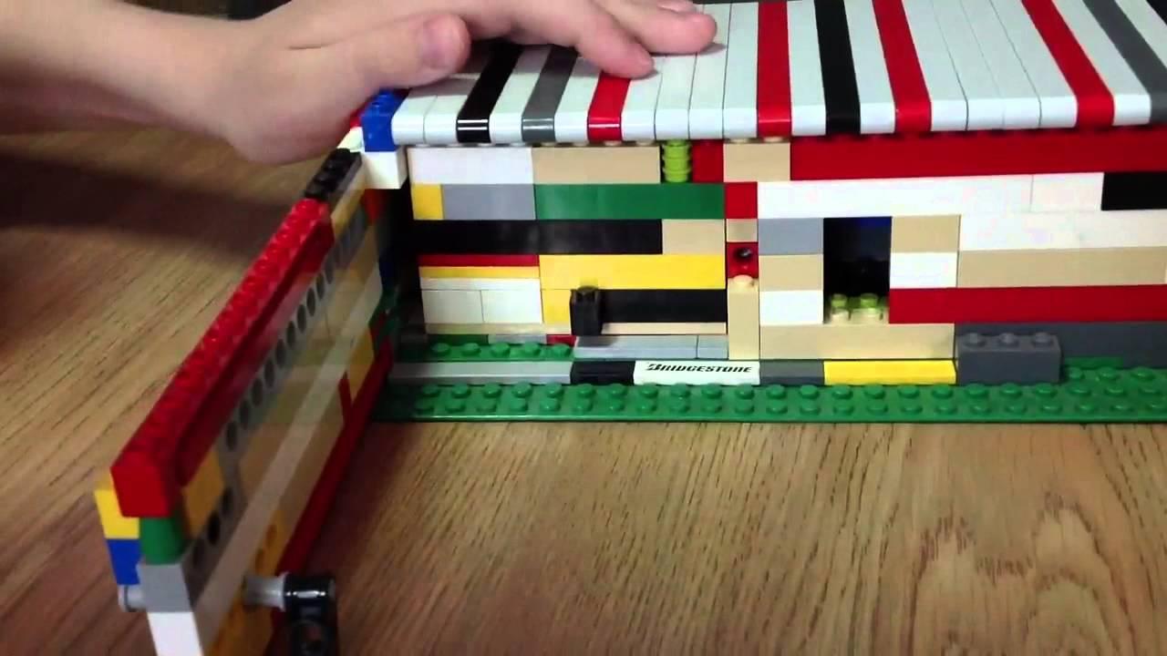 Как сделать из лего сейф с механизмом фото 800
