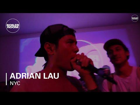 Adrian Lau Boiler Room New York Live Set