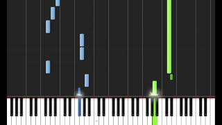 Theme Of Payon Piano Sheet