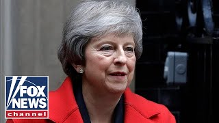 Live: Theresa May makes Brexit statement in the House of Commons