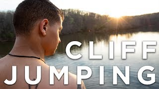 Cliff Jumping | Vlog