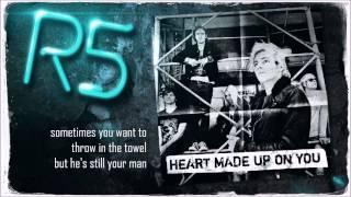 Cover images R5 - Easy Love Lyrics