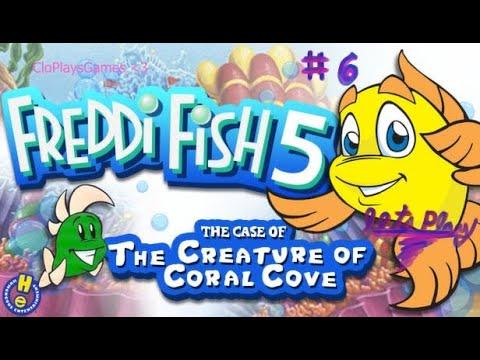 Freddi Fish 5: The Case of the Creature of Coral Cove P (6) |