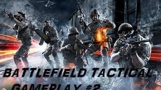 Battlefield 3 Tactical Gameplay #2- Conquest Assault on Strike on Karkand.