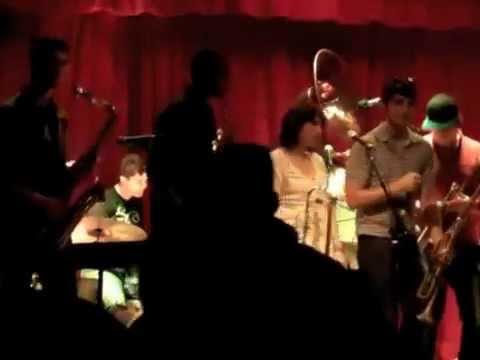 PitchBlak Brass Band - No Hands (Live at Spike Hill)