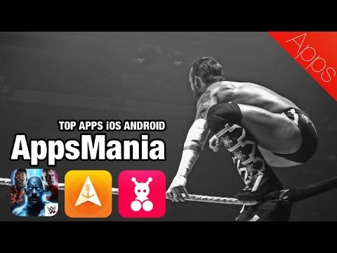 AppsMania: WWE Immortals, Anchor Pointer, Color Accent #iOS #Android
