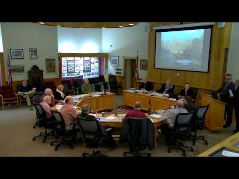 Brant County Council Meeting December 20 2016