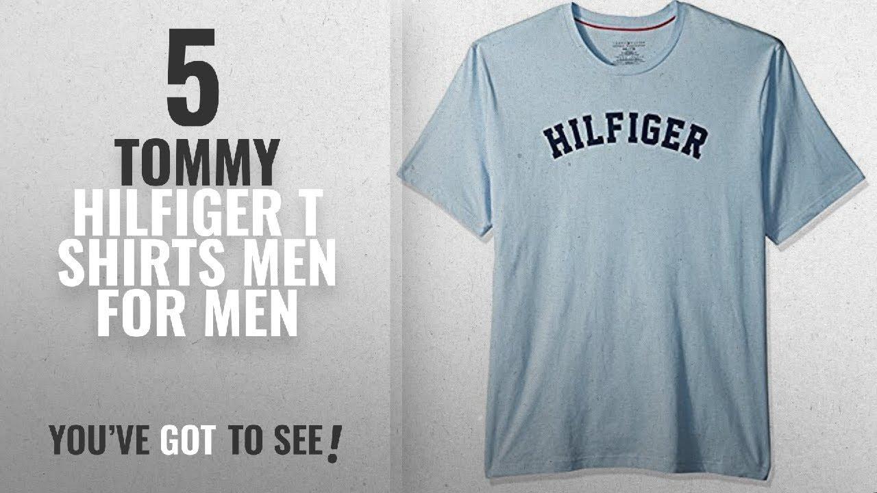 c7c8cb45 Top 10 Tommy Hilfiger T Shirts Men [2018 ] | New & Popular 2018 ...