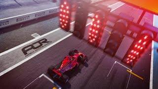10+ OVERTAKES - F1 2018 AOR League Race France