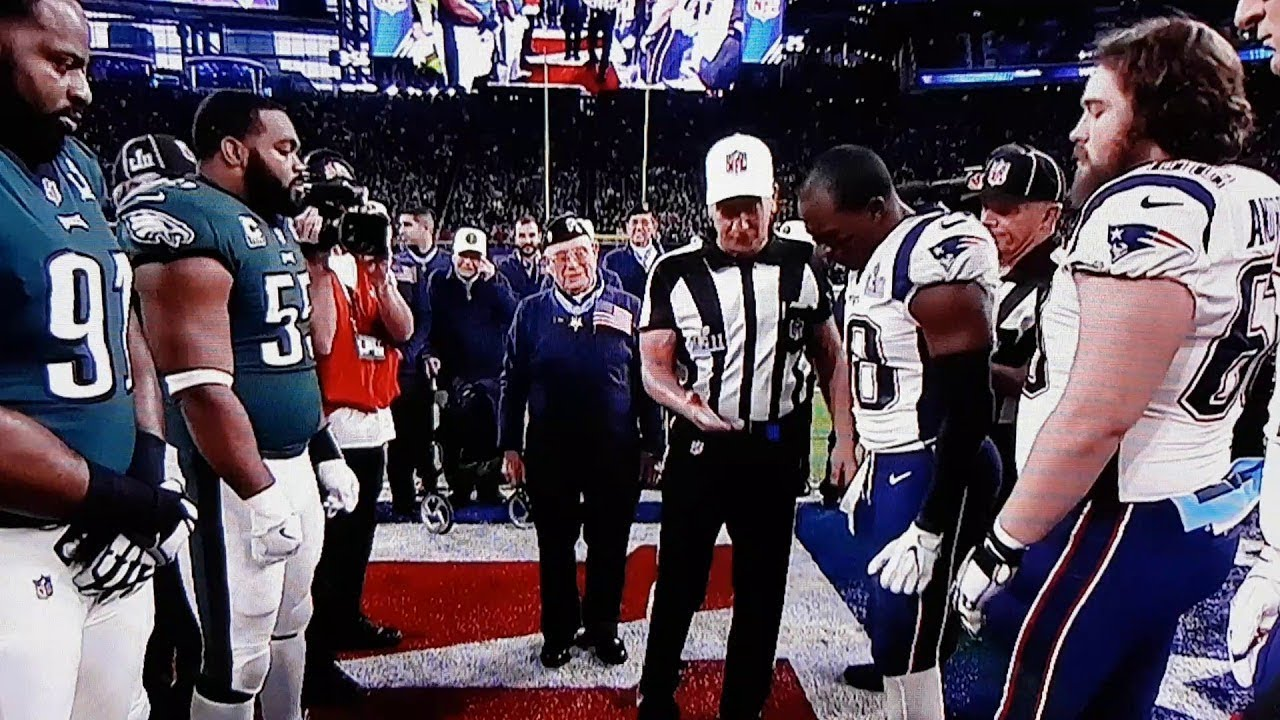 nfl coin toss results 2019