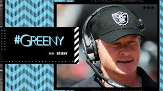 Mike Greenberg reflects on his relationship with Jon Gruden   #Greeny