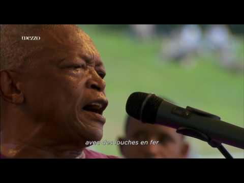 Paris Jazz Festival 2013 Hugh Masekela «Celebrate Mama Afrika»