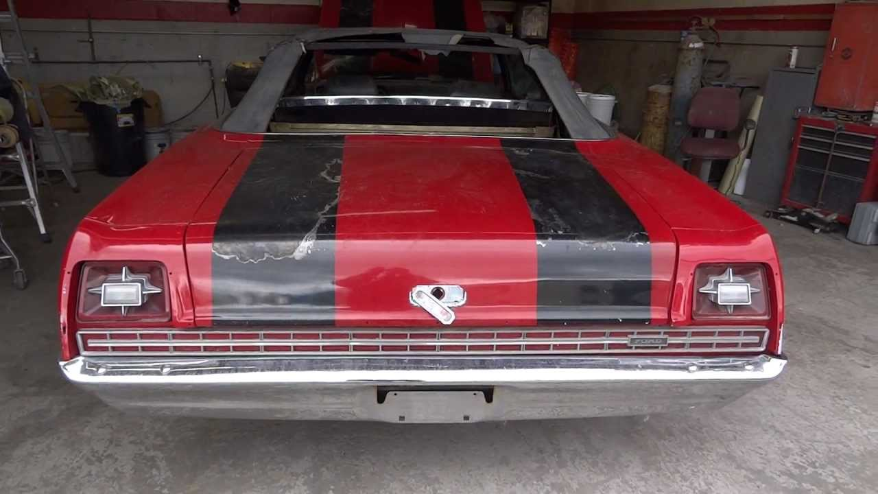 Paint Touch Up Body Work Tips Galaxie Classic Cars - Classic car paint