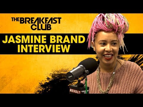 Jasmine Brand On Relationships Between Blogs And Celebs, Fake News + More