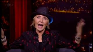 Lulu 2017 11 9 The Late Show STV