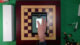 [SquareOFF] Подробный обзор умной шахматной доски Square OFF, самодвижущиеся шахматы