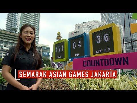 GEMA ASIAN GAMES JAKARTA 2018