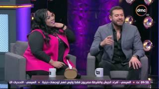 عمرو يوسف يكشف عن أغرب الرسائل التي تلقاها بسبب زواجه من كندة علوش