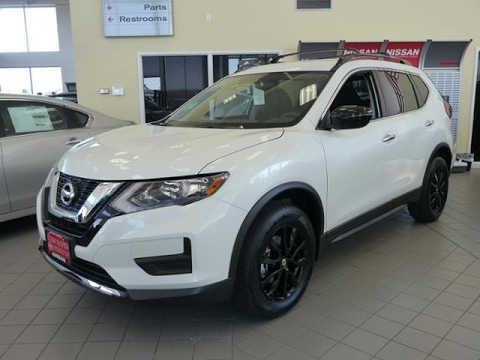 2017 nissan rogue awd sv for sale in coon rapids youtube. Black Bedroom Furniture Sets. Home Design Ideas