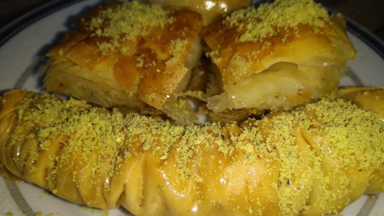 Cooing  የምግብ አሰራር: How To Make a Baklava - ባቅላቫ (ባግላዋ) አሰራር