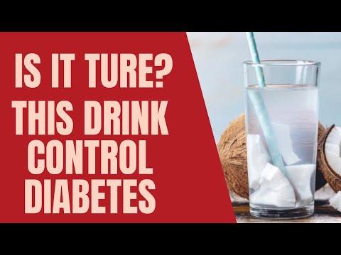 Is It True? This Drink Cure Diabetes