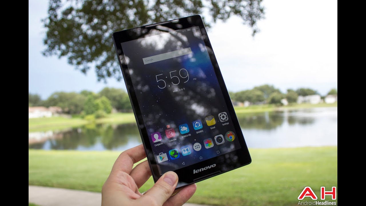 Featured Review: Lenovo Tab 2 A8 | Android Headlines
