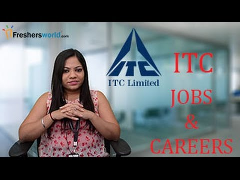 ITC– Recruitment Notification 2017, IT Jobs, Walkin, Career, Oppurtunities, Campus placements