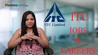 ITC– Recruitment Notification 2017, IT Jobs, Walkin, Career, Oppurtunities, Campus placements