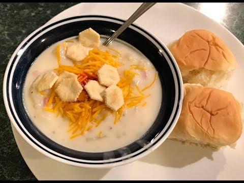 Making The Best Ham & Potato Soup: A Family Favorite