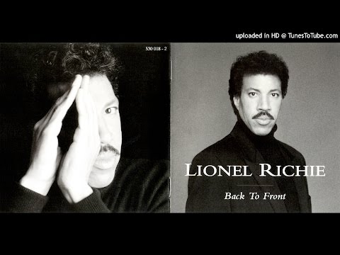 Lionel Richie -Do It To Me